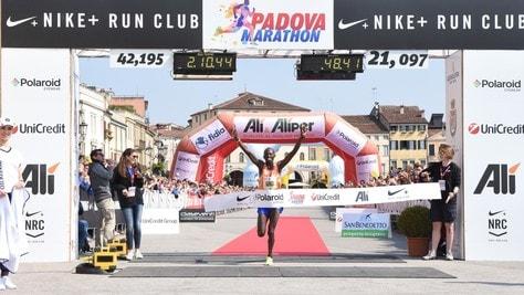 Padova si prepara alla maratona di domenica. Questi i top runner