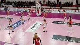 Volley: A2 Femminile, domani sera Gara 2 dei Quarti Play Off