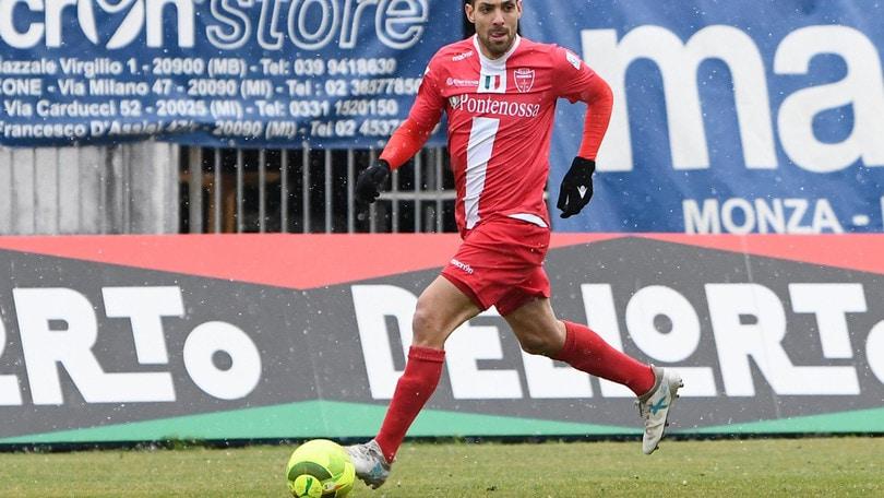 Serie C Arezzo-Monza 0-1: decide la rete di Mendicino