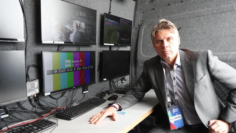Rosetti, al Mondiale arbitri di qualità