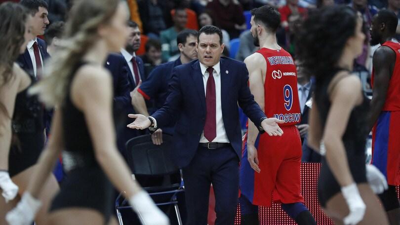 Eurolega, il Khimki spaventa il CSKA che vince di un soffio