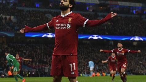Premier, Salah capocannoniere, miglior giocatore e Scarpa d'Oro