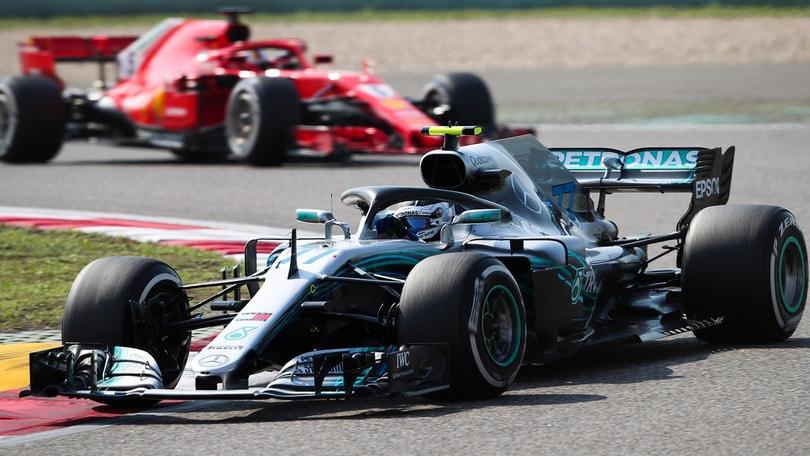 F1, la Mercedes svela i segreti di Bottas