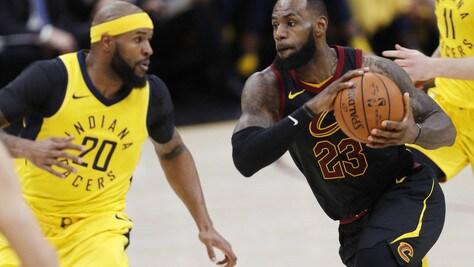 NBA, i Cavs non sono più tra i preferiti dai bookies
