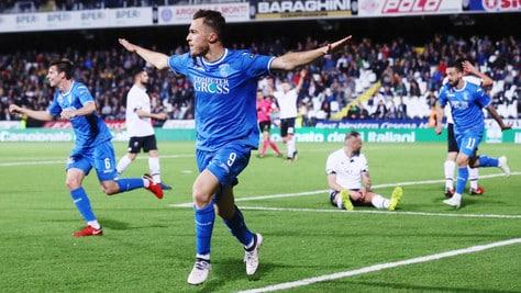 Serie B, l'Empoli ha praticamente le mani sul primato