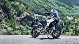 Yamaha Tracer 900 2018, la moto totale
