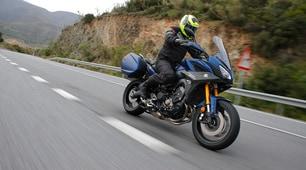 Test Yamaha Tracer 900 2018, la moto totale