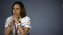 F1, Claire Williams: «Senza un budget cap la scuderia chiuderà»