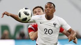 In Inghilterra sicuri: «Juventus in pole per Martial»