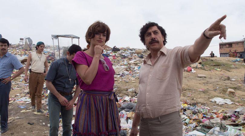 Javier Bardem e Penelope Cruz, che coppia! Pablo Escobar torna al cinema