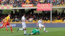 Benevento-Atalanta:primo gol in A per Barrow