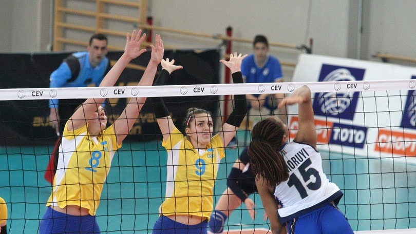 Volley: Europei Under 17, l'Italia in semifinale sfiderà la Bulgaria