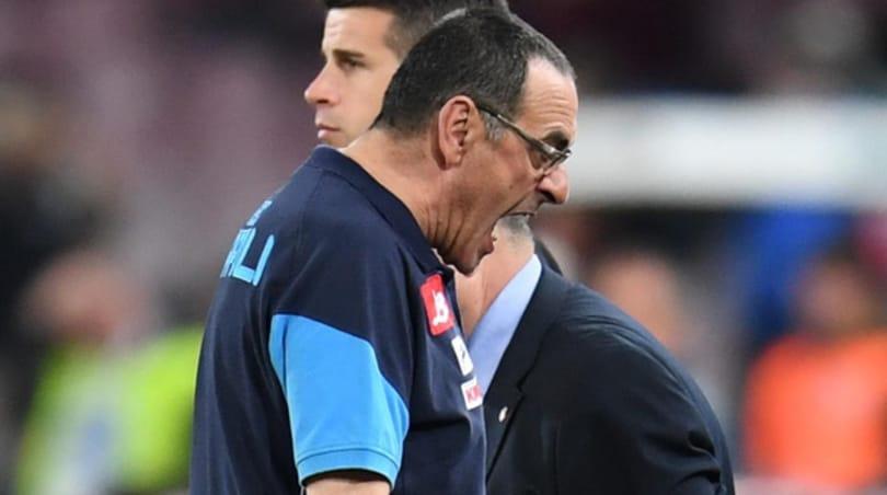 Sarri: Juventus-Napoli? Sfidiamo la squadra più forte d'Europa