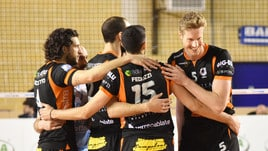 Volley: A2 Maschile, Semifinali Play Off: per Siena e Spoleto seconda vittoria