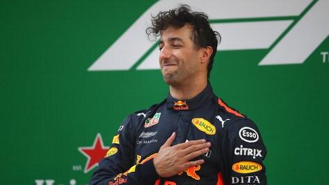 F1 Red Bull, Ricciardo: «Se vinceremo altre gare resterò qui»
