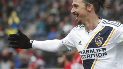 MLS, Ibrahimovic In Russia, da giocatore o no?