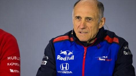 F1 Toro Rosso, Tost: «La squadra si trova nella migliore situazione in cui sia mai stata»