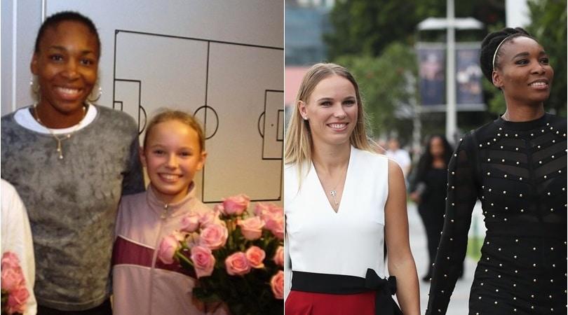 Tennis, Wozniacki-Williams 16 anni dopo