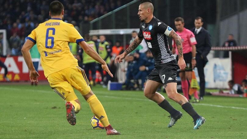 Serie A, Juve-Napoli: per statistiche e quote è sfida gol Higuain-Hamsik