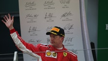F1 Ferrari, Raikkonen: «È difficile dire oggi quale sia l'ordine delle scuderie»