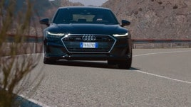 Audi A7 Sportback, emozioni gran turismo