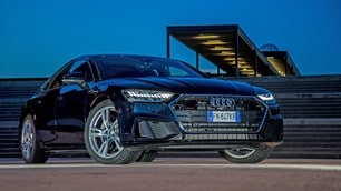 Audi A7 Sportback, sportività per cinque