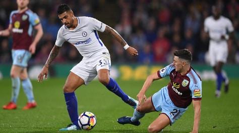 Il Chelsea stende il Burnley: assist per Emerson Palmieri