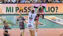 Volley: Superlega, Semifinali Play Off, Perugia in finale di slancio