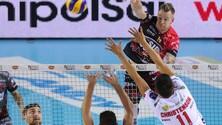 Volley: Superlega, assegnati i posti per le prossime Coppe Europee