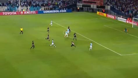 Lautaro ancora tu... in gol contro il Vasco