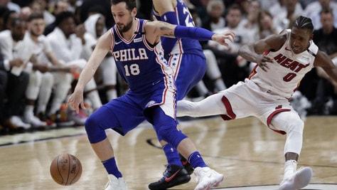 Durant piega gli Spurs, Belinelli esalta i Sixers