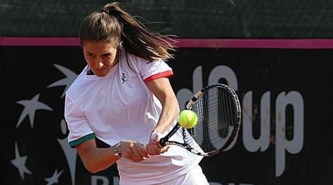 Tennis,Rosatello eliminata aDothan