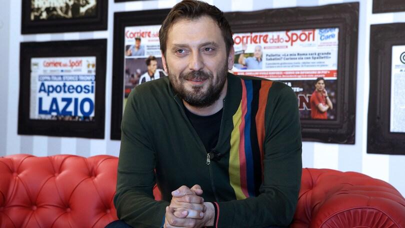 Cesare Cremonini: «Sogno la Champions alla Roma. I miei idoli? Baggio e Valentino Rossi»
