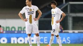 Serie A, retrocessione: Verona e Crotone in pole position