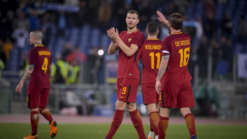 Serie A, nella corsa Champions Roma in vantaggio