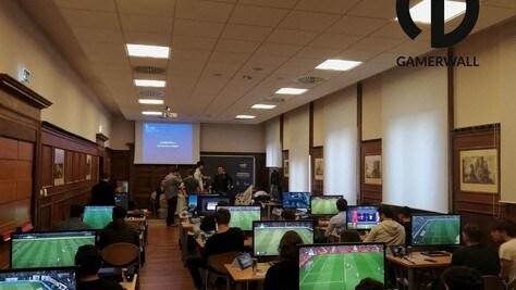 Gamerwall: gli eSport all'Università