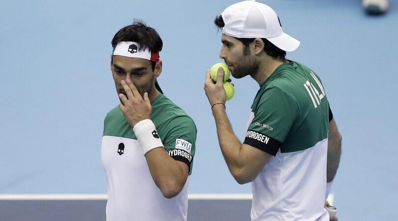 Montecarlo,Bolelli e Fognini in semifinali