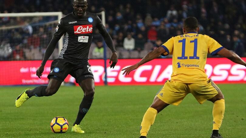 Serie A, Juventus-Napoli: solo una scommessa su cinque è per il «2»