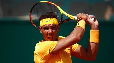 Tennis, Nadal è il secondo semifinalista di Montecarlo