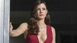 Jessica Chastaineroina sexy in un poker-thriller