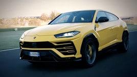 Lamborghini Urus, in pista con il Super Suv