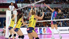 Volley: A1 Femminile, Finale Scudetto, Conegliano cerca la rivincita su Novara