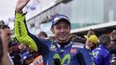 MotoGp Usa, Valentino Rossi: «Un buon weekend ma volevo il podio»