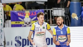 Volley: A2 Maschile, Semifinali Play Off: match point per Siena e Spoleto