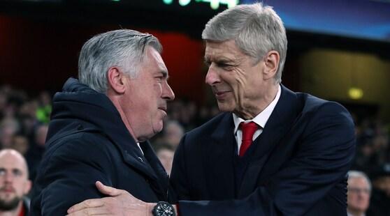 Arsenal, chi c'è dopo Wenger? Ancelotti il preferito, ma Allegri...