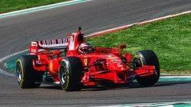 Motor Legend Festival, le Ferrari dei campioni tornano in pista