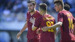 Spal-Roma 0-3, le foto più belle del match