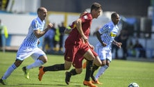 Serie A Spal-Roma 0-3. il tabellino