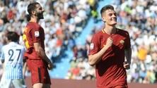 Schick: «Roma, finalmente ho segnato! Ora sotto con il Liverpool»