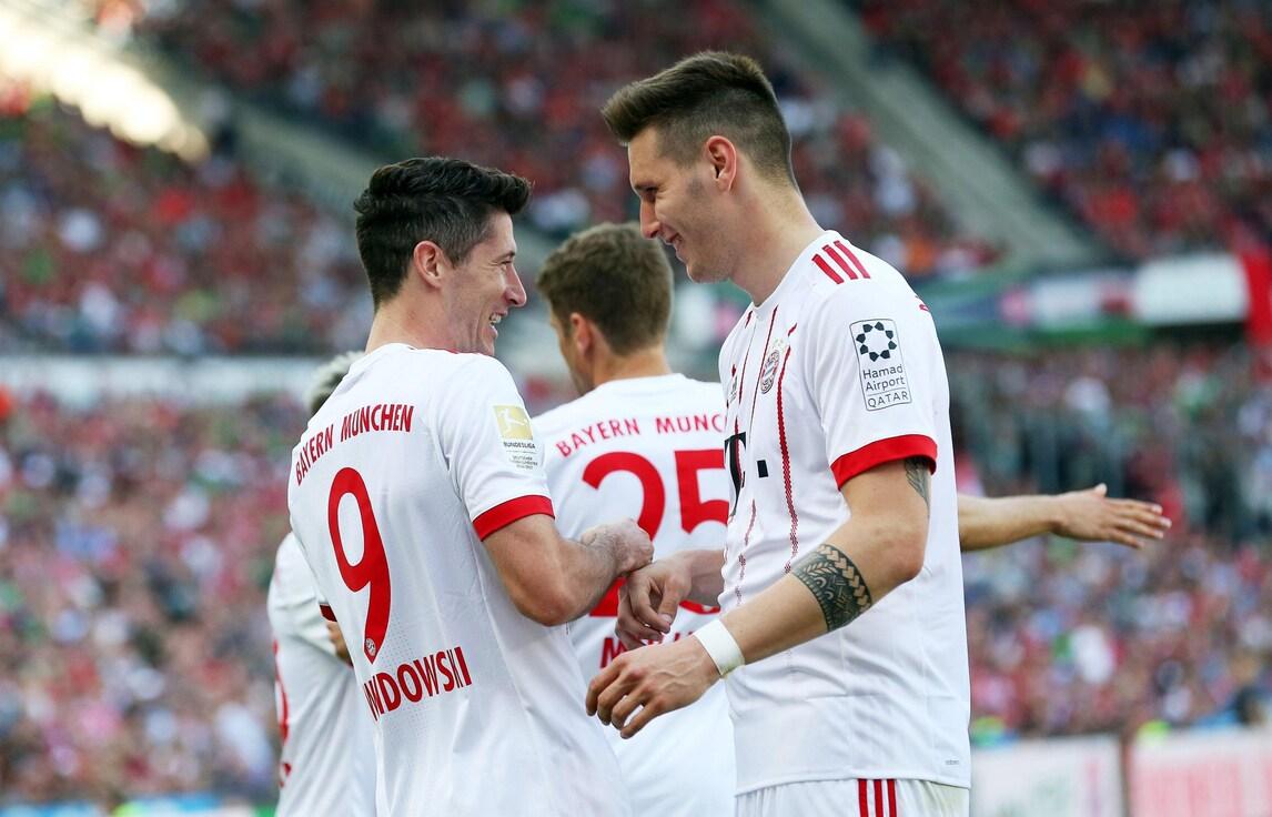 Bundesliga, il Bayern già campione vince 3-0 ad Hannover